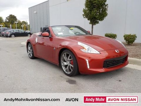 2015 Nissan 370Z Touring Sport